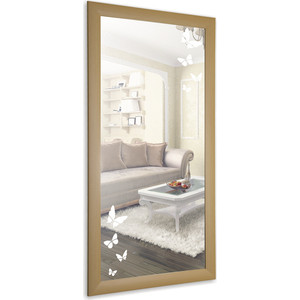Зеркало Mixline Нежность 600х1200 Бук (4620001981892)