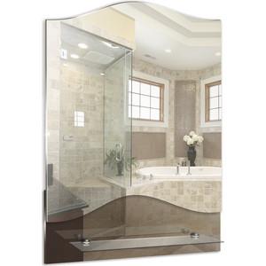 Зеркало Mixline Вираж 450х650 с полкой (4620001980291) индигалплюс 500мг 120 капсулы