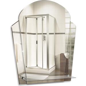 Зеркало Mixline Пион 485х575 с полкой (4620001980802)