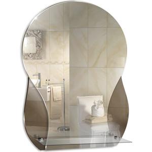 Зеркало Mixline Форум 415х575 с полкой (4620001981083)