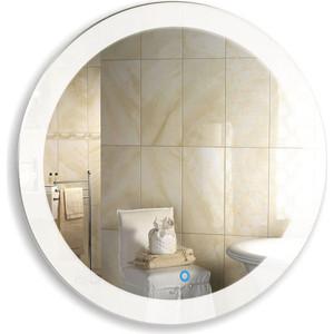 Зеркало Mixline Перла D770 77х77 с подсветкой, сенсор (4620001984824) ла перла дивина цена