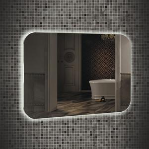 Зеркало Mixline Шампань 80х55 с подсветкой, датчик движения (4620001985517)