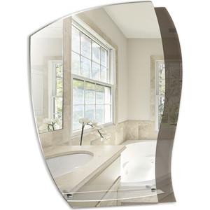 Зеркало Mixline Дуэт 550х720 с полкой (4620001980444)