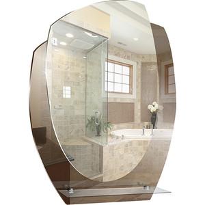 Зеркало Mixline Смайл 495х685 с полкой (4620001980932)