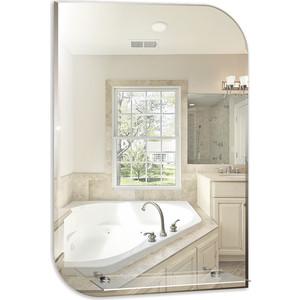 Зеркало Mixline Каприз-Люкс 49,5х68,5 с полкой и фацетом (4620001980512) зеркало д ванной модерн люкс 60х80 см с полкой фацетом 10мм