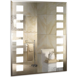 Зеркало Mixline Сафари 60х80 с подсветкой и фацетом (4620001981946) фото