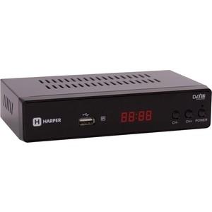 Тюнер DVB-T2 HARPER HDT2-5010 harper hdt2 1200