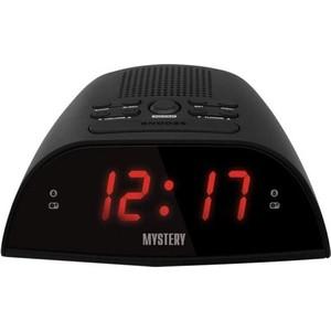 цена на Радиоприемник Mystery MCR-48 черный/красный