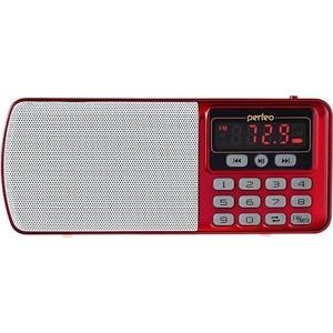 Радиоприемник Perfeo Егерь FM+ красный (i120-RED) фото