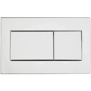 Кнопка смыва Vitra Uno хром (720-0180EXP) кнопка смыва vitra loop r хром 740 0680