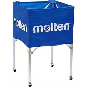 Корзина для мячей Molten BK0012-B (15-18 баскетбольных мячей)