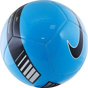 Купить Мяч футбольный Nike Pitch Training (SC3101-413) р.5 в ... e7b80905746