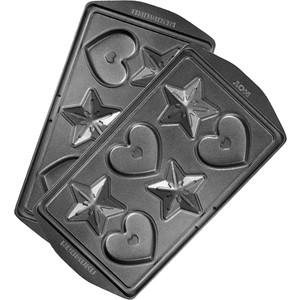 Панель для мультипекаря Redmond RAMB-24 (сердечки и звёздочки)