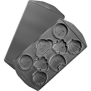 Панель для мультипекаря Redmond RAMB-29 (звери) форма для выпечки венских вафель redmond ramb 02