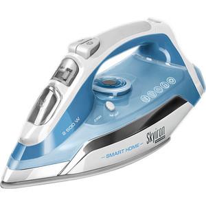лучшая цена Утюг Redmond SkyIron RI-C255S голубой