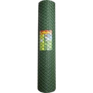 цена Решетка заборная Grinda 1.9х25м, ячейка 55х58мм цвет хаки (422267) онлайн в 2017 году