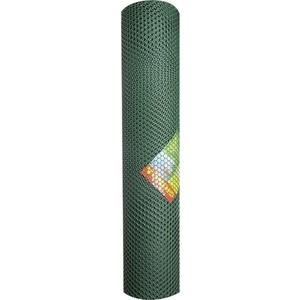 цена Решетка заборная Grinda цвет хаки (2x30 м ячейка 32x32 мм) онлайн в 2017 году