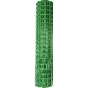Решетка садовая Grinda 1х10м ячейка 50х50мм зеленая (422275)