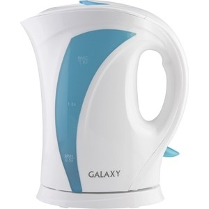 Чайник электрический GALAXY GL 0103 голубой электрочайник galaxy gl 0103 голубой