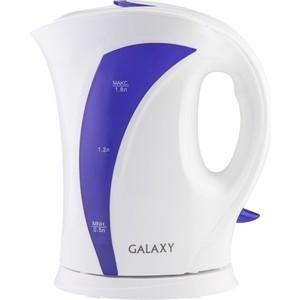 Чайник электрический GALAXY GL 0103 фиолетовый цена