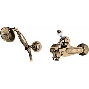 Смеситель для ванны Cezares Vintage бронза (VINTAGE-VDM-02-Sw)