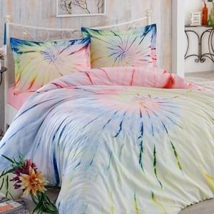 Комплект постельного белья Hobby home collection Семейный, поплин Batik Helezon розовый (1501001601)
