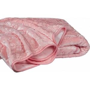 Покрывало Hobby home collection 2-х сп, жаккард велсофт Yelizaveta нежно-розовый (1501001684) покрывало hobby home collection жаккард велсофт 1 5 сп prenses розовый 1501001791