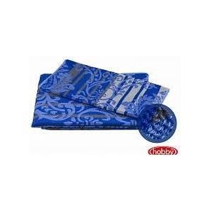 Полотенце махровое Hobby home collection Avangard синий 50x90 (1501001618)