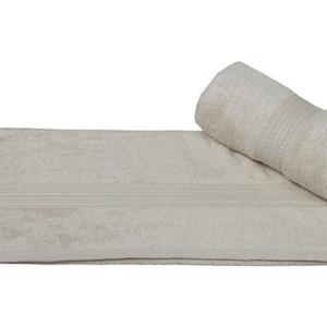 Полотенце махровое Hobby home collection Lavinya кремовый 70x140 (1501001484)