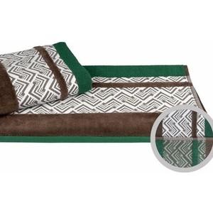 Полотенце махровое Hobby home collection Nazende зелёный 70x140 (1501001736)