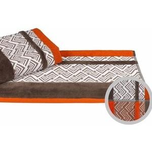 Полотенце махровое Hobby home collection Nazende оранжевый 70x140 (1501001735)