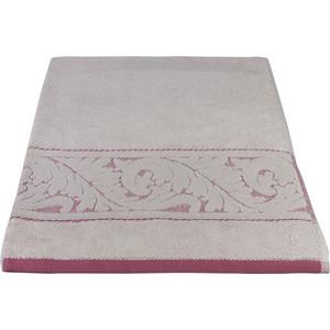 цена Полотенце махровое Hobby home collection Sultan светло-бордовый 70x140 (000141MR07513) онлайн в 2017 году