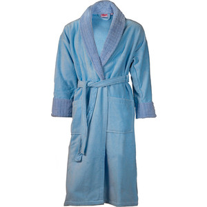 Халат мужской Hobby home collection Angora L голубой (1501000814)