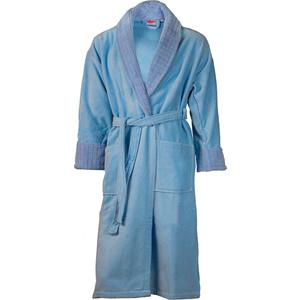 Халат мужской Hobby home collection Angora XXL голубой (1501000816)