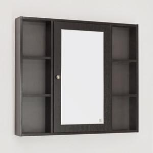 Зеркальный шкаф Style line Кантри 90 венге (2000949011639)