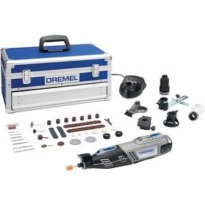 Гравер аккумуляторный Dremel 8220-5/65 Platinum (F0138220JN) аккумуляторный многофункциональный инструмент dremel 8220 2 45 12v 1 акб зу f0138220jj