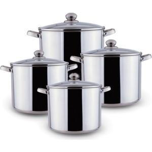 Набор посуды 8 предметов Kelli (KL-4254) цена