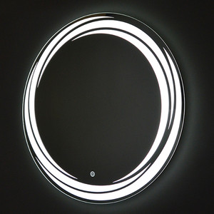 Зеркало Niagara Miluz LED d770 (ЗЛП34)