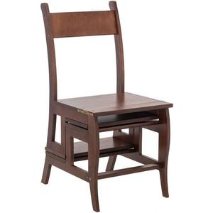 Стул-трансформер Мебелик Селена средне-коричневый.