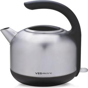 Чайник электрический Ves H-100-SS свитер детский nike 644469 100 dash ss 644469 100