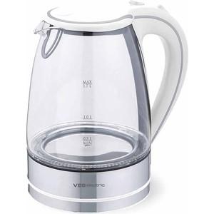 купить Чайник электрический Ves 2005-W по цене 1340 рублей