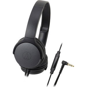 Наушники Audio-Technica ATH-AR1iS black