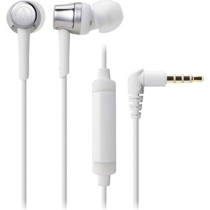 Наушники Audio-Technica ATH-CKR30iS silver audio technica ath cks55 i white