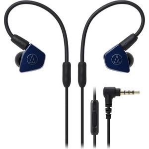 Наушники Audio-Technica ATH-LS50iS blue внутриканальные наушники audio technica ath sport1 blue