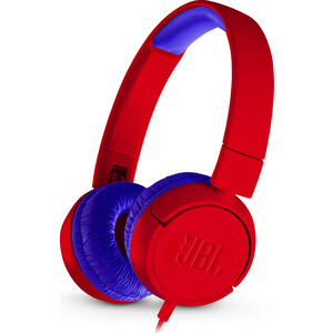цена на Наушники JBL JR300 red