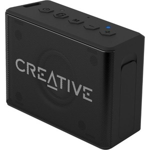 Портативная колонка Creative MUVO 1c black цена и фото
