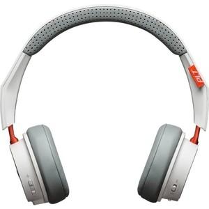 Наушники Plantronics BackBeat 500 белый наушники plantronics backbeat pro 2 se