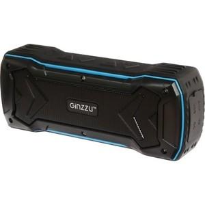 Портативная колонка Ginzzu GM-874B портативная колонка ginzzu gm 999g черная