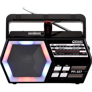 цена на Радиоприемник Сигнал РП-227