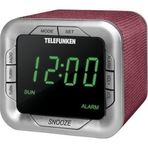 Радиоприемник TELEFUNKEN TF-1505 бордо